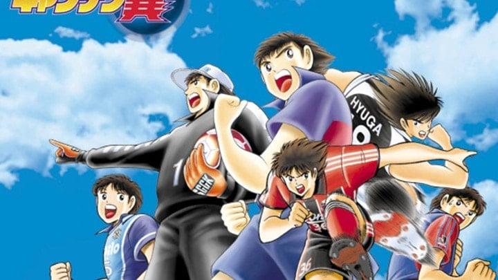 Captain Tsubasa Salah satu Anime Sport Terbaik