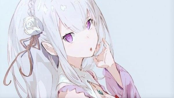 Emilia-tan Re Zero Overlords