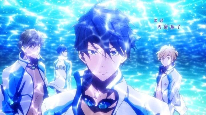 Free! Anime Sport Terbaik