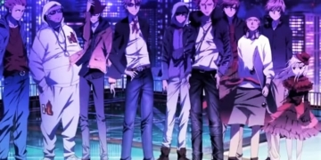 K Seven Stories (K Project new Anime)
