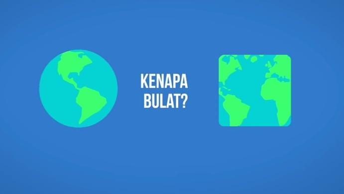 Kenapa Bumi Bulat