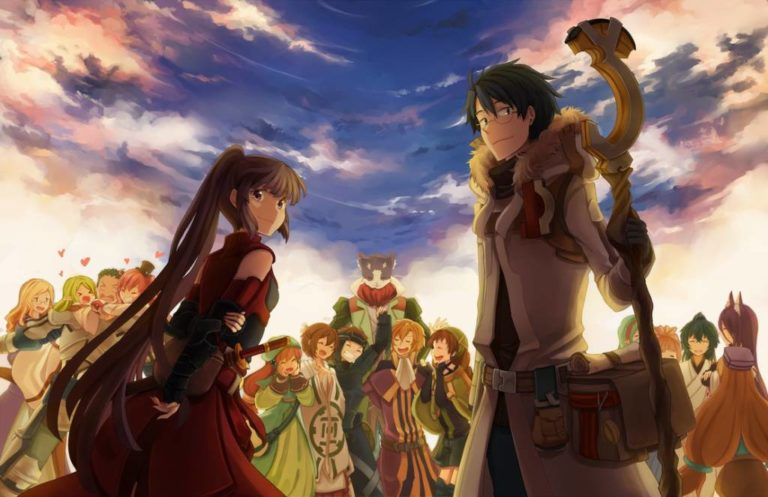Log Horizon Tamat