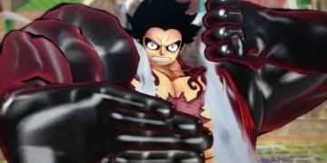 One Piece Burning Blood bahasa Inggris