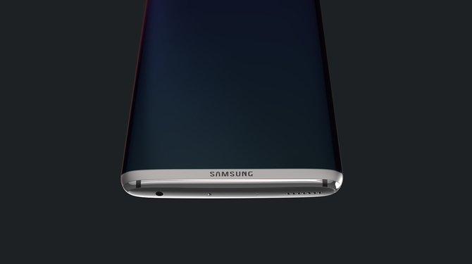 Penampakan Samsung Galaxy S8-DAF