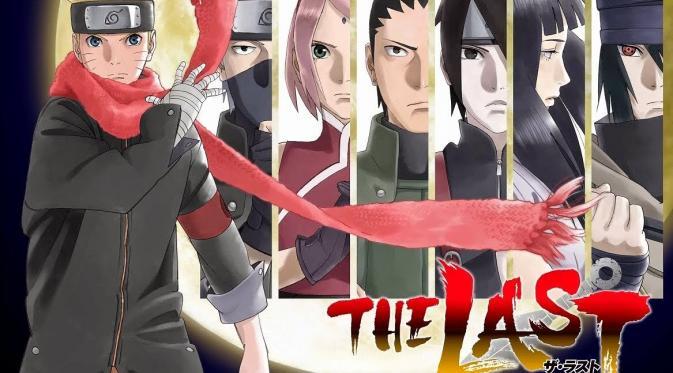 The Last: Naruto the Movie Indonesia