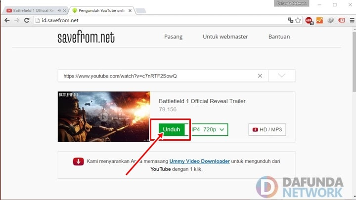 Video Youtube Online Downloader tanpa aplikasi (5)
