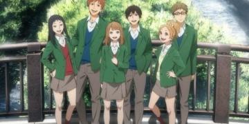 Visual Anime Orange cover