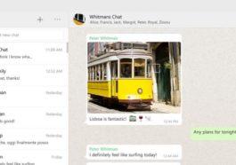 WhatsApp di dekstop-DAF