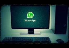 WhatsApp di PC