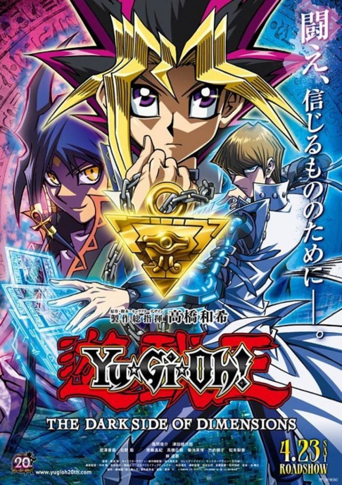 Yu-Gi-Oh! The Dark Side of Dimensions Penayangan Spesial