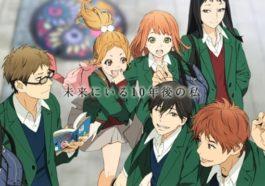 adaptasi Anime Orange