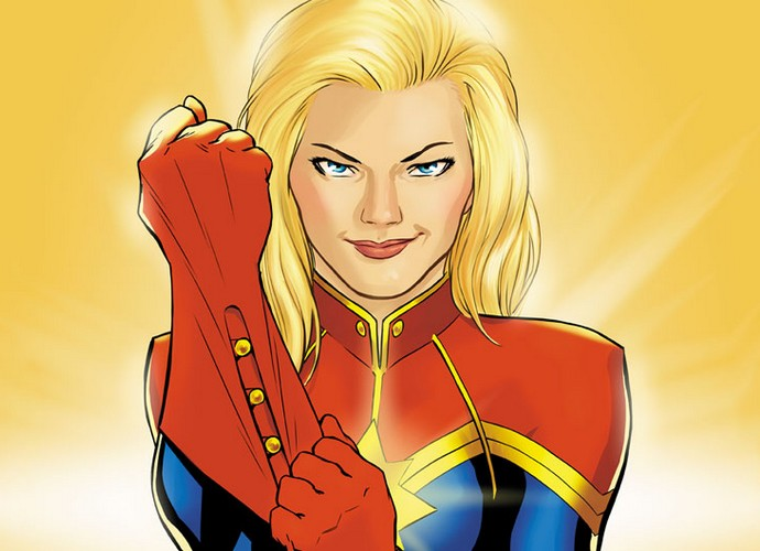 captain marvel pahlawan terkuat marvel univers