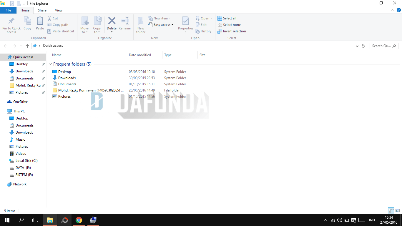 cara cek driver windows