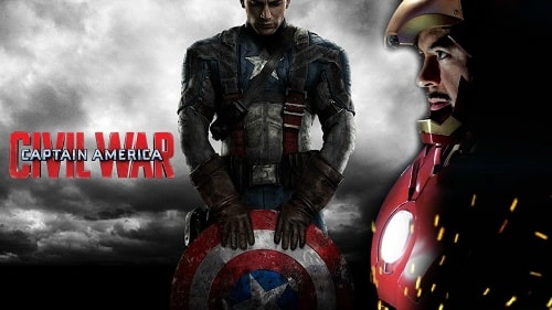 film Captain Amerika_Civil War-DAF