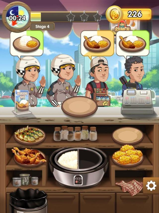game warung chain