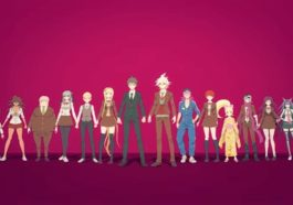 Anime DanganRonpa 3 mirai hen Zetsubou hen