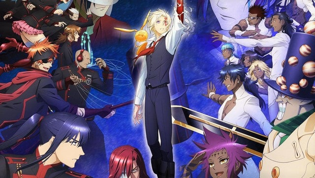 Anime D.Gray-man Hallow rilis Visual Beserta Video Preview Terbaru