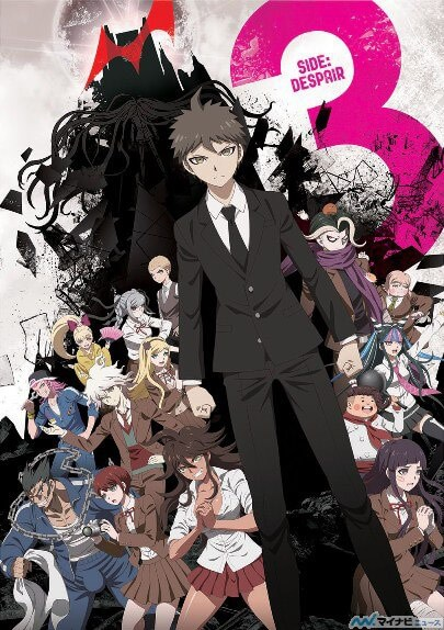 DanganRonpa 3 Side Despair