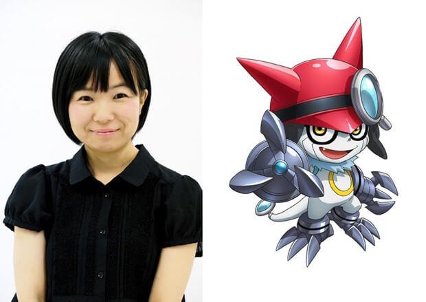 Gacchimon Karakter Digimon Universe