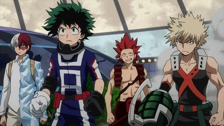 Kapan Boku No Hero Academia S2 rilis