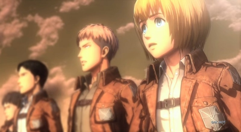 Jadwal Rilis Game Attack on Titan PC, PS4, Xbox One
