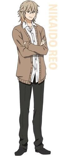 Reo Nikaido Karakter Anime Handa-kun