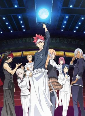Shokugeki no Soma Season 2 Banyak Episode