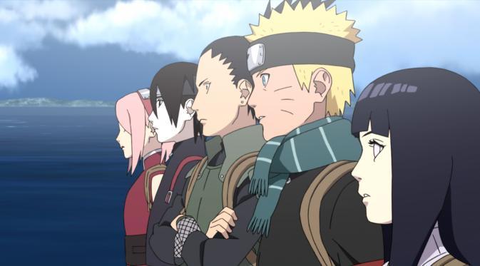 The Last Naruto the Movie Indonesia