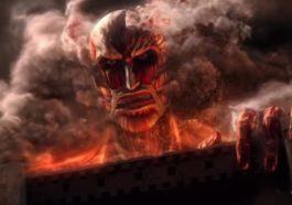 Trailer dan Gameplay Attack on Titan