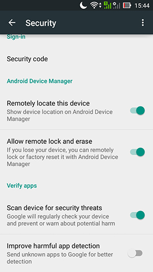 cara menggunakan android device manager wajib kamu ketahui