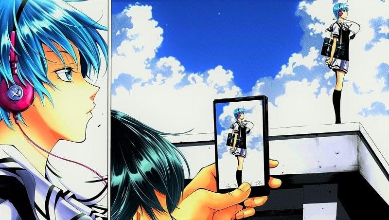 Adaptasi Anime Fuuka