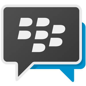 Blackberry Mesengger