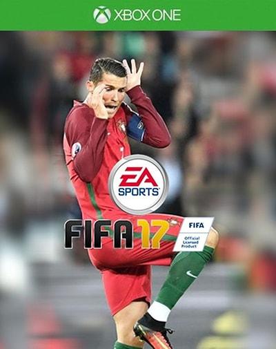 Foto Lucu Ronaldo versi EURO 2016 (1)