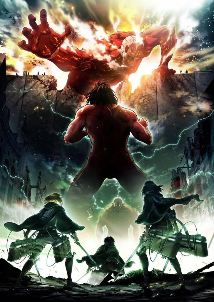 Jadwal tayang Shingeki no Kyojin S2