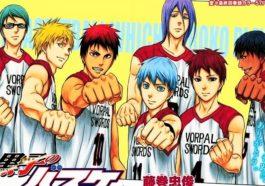 Kuroko no Basuke Extra Game jadi Anime