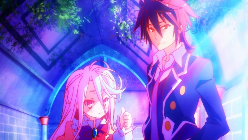 No Game No Life Movie Adapt Volume 6