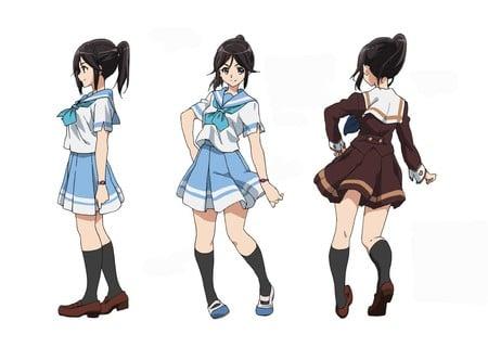 Nozomi Kasaki Hibike! Euphonium Season 2