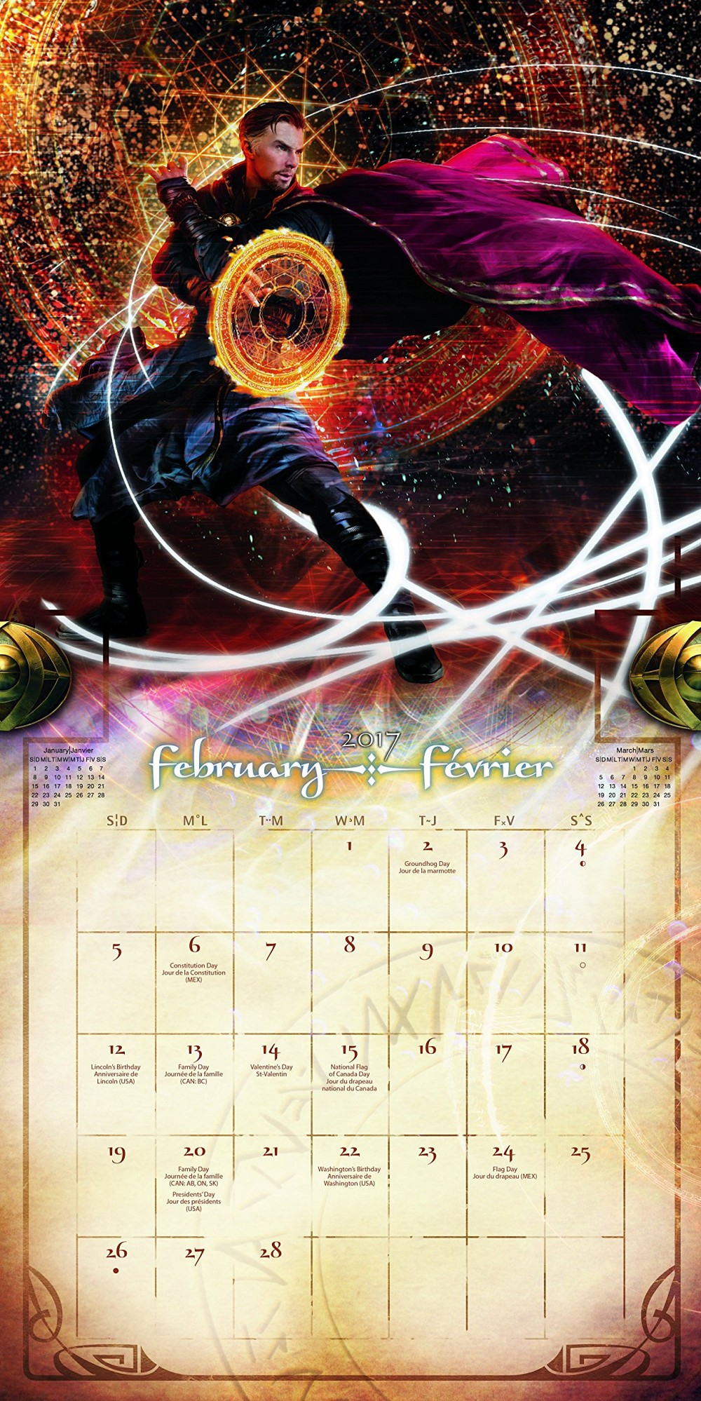 Strange-Calendar-3-DAF