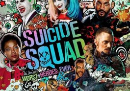 poster terbaru suicide squad
