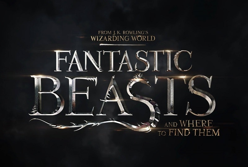 fantastic beasts comic-con trailer poster