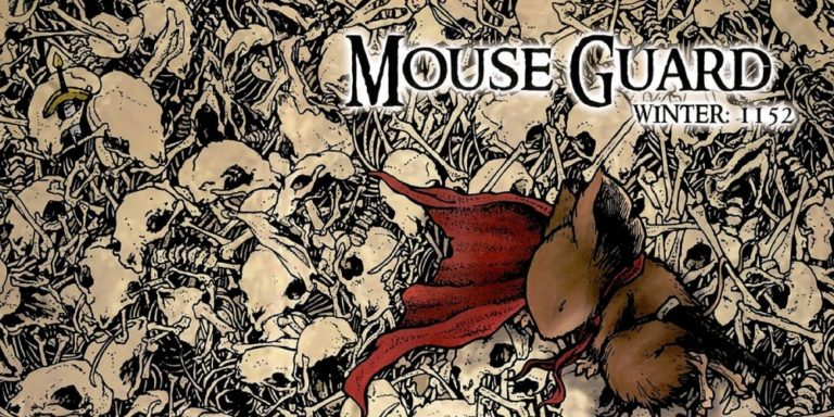 mouse guard live action fox