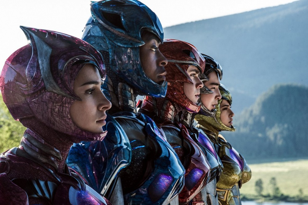 teaser trailer power rangers rilis