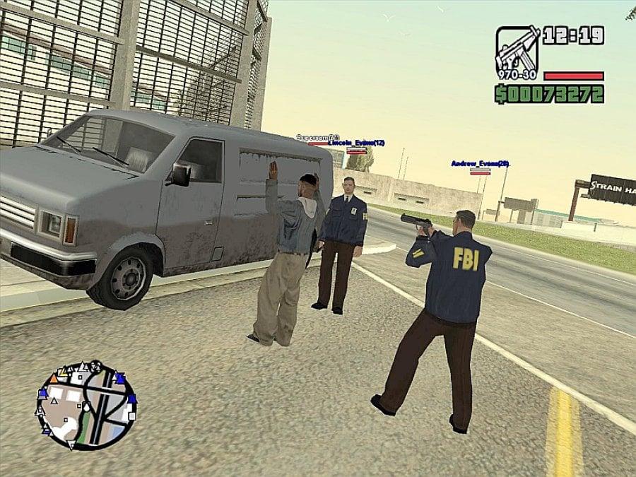 GTA San Andreas Extreme Edition pc torrent Skidrow