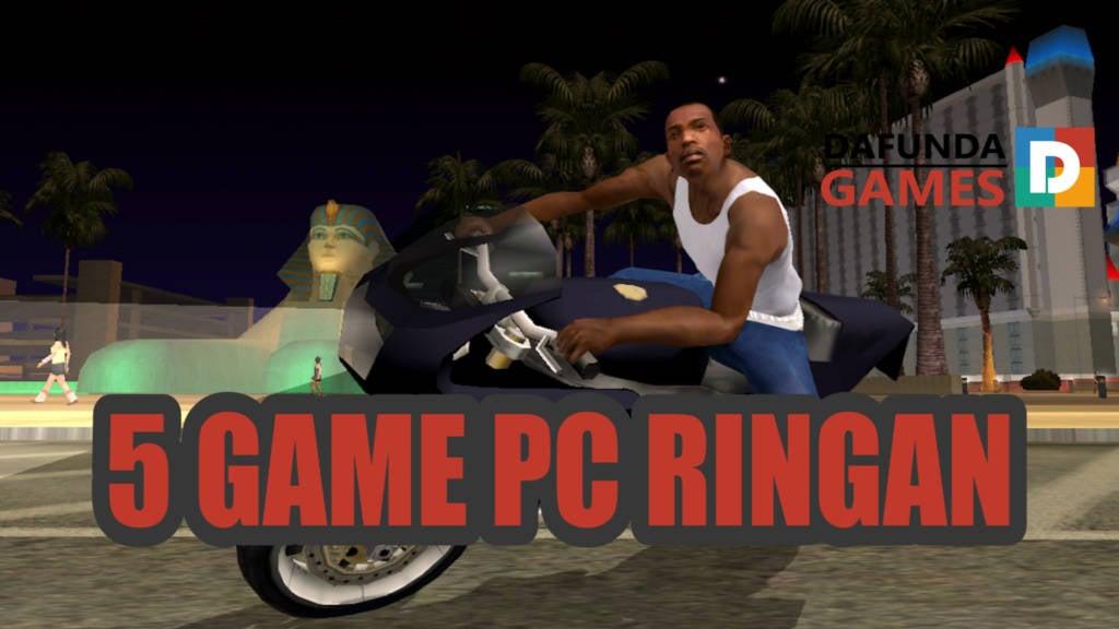5 GAME PC RINGAN