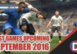 Game Seru September 2016