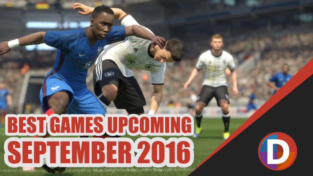 Game Seru September 2016