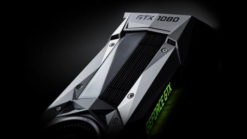 nVidia GTX1080