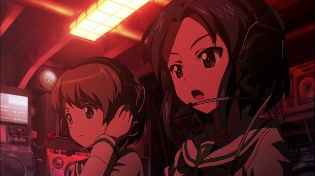 Girl und Panzer (garupan) Sekual Anime baru 3