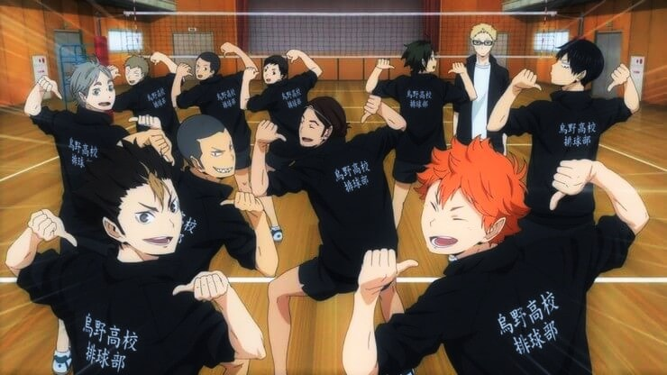 Haikyuu Season 3 Umumkan Lagu Tema (Soundtrack)