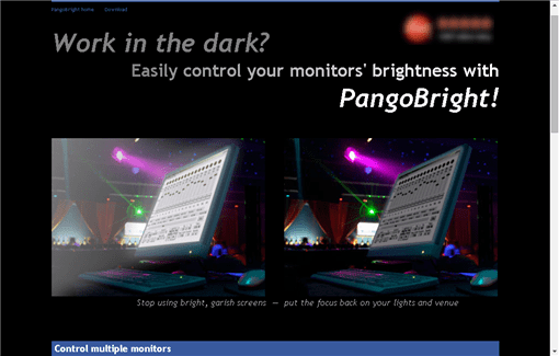 Pangobright